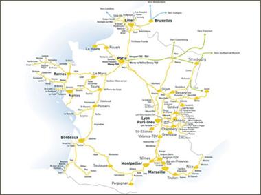 Luxury Trains Paris To Nice Train à Grande Vitesse TGV - Paris to nice